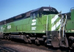 BN SD45 6424